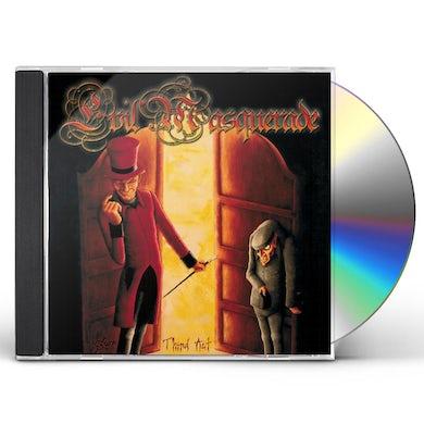 Evil Masquerade THIRD ACT CD