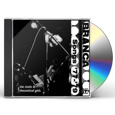 Glenn Branca SONGS 77-79 CD