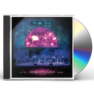 Big Big Train MERCHANTS OF LIGHT CD