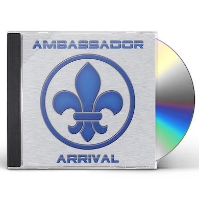 Ambassador ARRIVAL CD