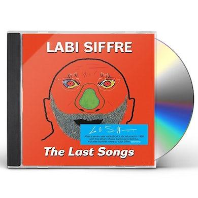 Labi Siffre LAST SONGS CD