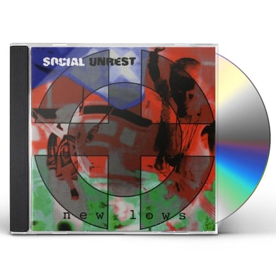Social Unrest NEW LOWS CD