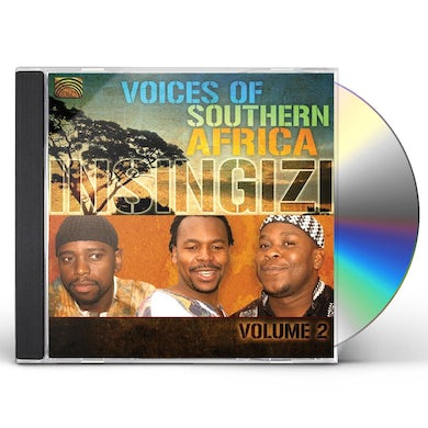Insingizi VOICES OF SOUTHERN AFRICA 2 CD
