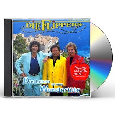 Flippers DAS LEBEN IST EINE WUNDERTUTE CD