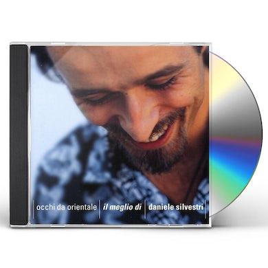 Daniele Silvestri OCCHI DE ORIENTALE: BEST OF CD