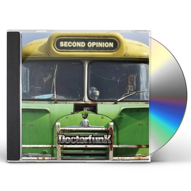 Doctorfunk SECOND OPINION CD