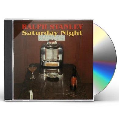 Ralph Stanley SATURDAY NIGHT CD
