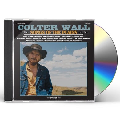 Colter Wall SONGS OF THE PLAINS CD