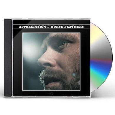Horse Feathers APPRECIATION CD