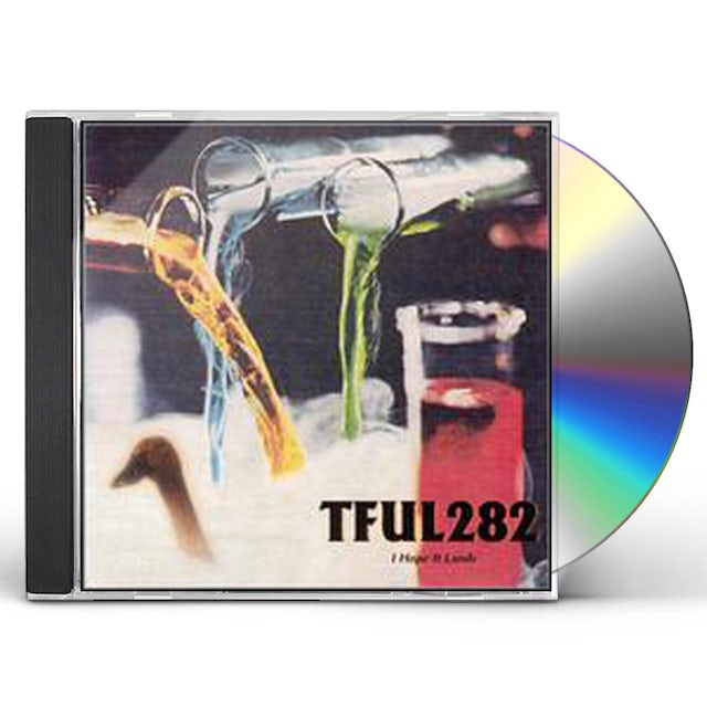 Thinking Fellers Union Local 282 I HOPE IT LANDS CD