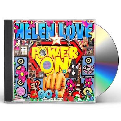 Helen Love POWER ON CD
