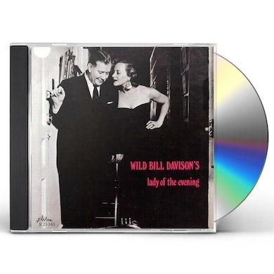 Wild Bill Davison LADY OF THE EVENING CD