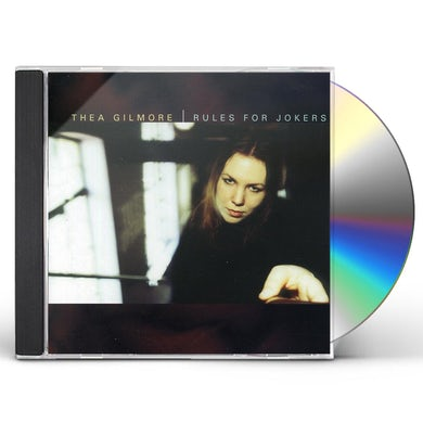 Thea Gilmore RULES FOR JOKERS CD