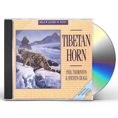 Phil Thornton TIBETAN HORN CD