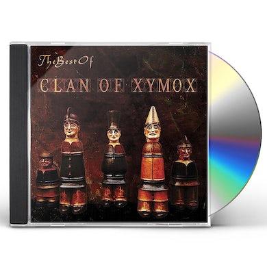 BEST OF CLAN OF XYMOX CD