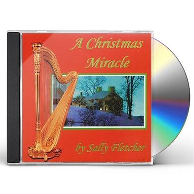 Sally Fletcher CHRISTMAS MIRACLE CD