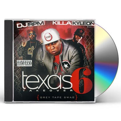 TEXAS TAKEOVER 6 CD