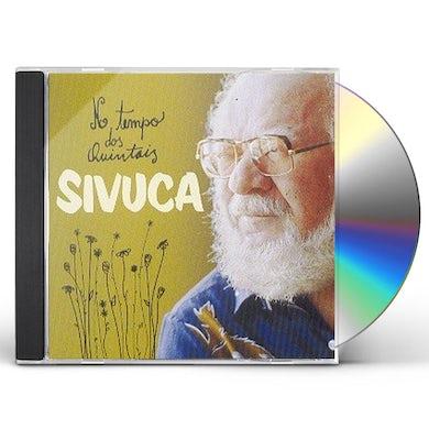 Sivuca NO TEMPO DOS QUINTAIS CD