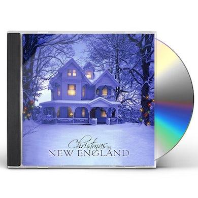 John Mock CHRISTMAS IN NEW ENGLAND CD