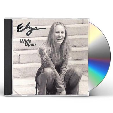 Elza WIDE OPEN CD
