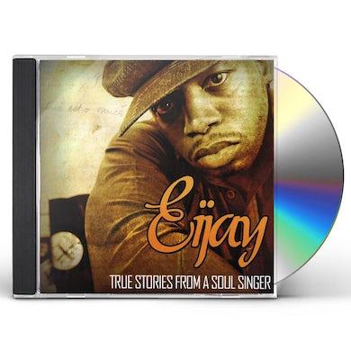 TRUE STORIES OF A SOUL SINGER CD