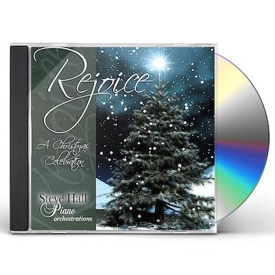 Steve Hall REJOICE CD