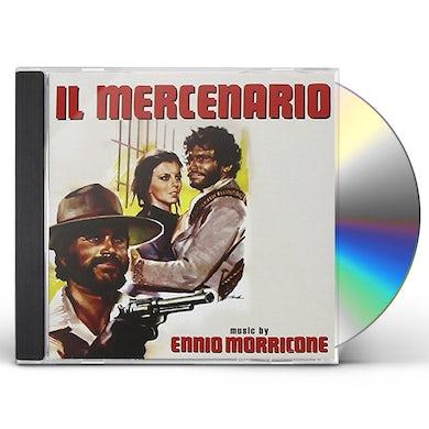 Ennio Morricone IL MERCENARIO CD