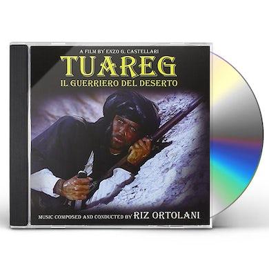 Riz Ortolani TUAREG-IL GUERRIERO DEL DE CD