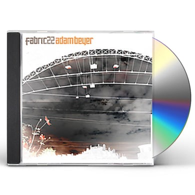 Adam Beyer FABRIC 22 CD