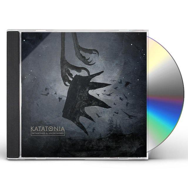 Katatonia DETHRONED & UNCROWNED CD