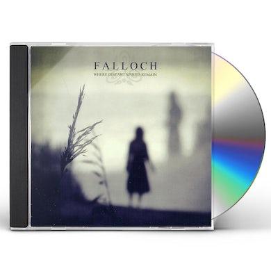 Falloch WHERE DISTANT SPIRITS REMAIN CD