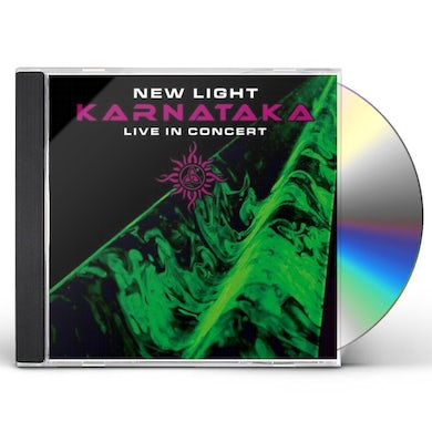 NEW LIGHT CD
