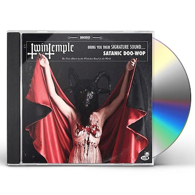 Twin Temple BRING YOU THEIR SIGNATURE SOUND) CD