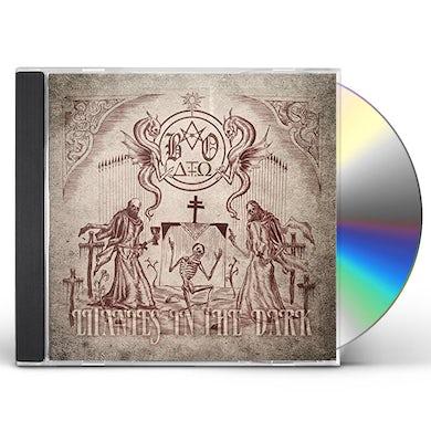 Black Oath LITANIES IN THE DARK CD