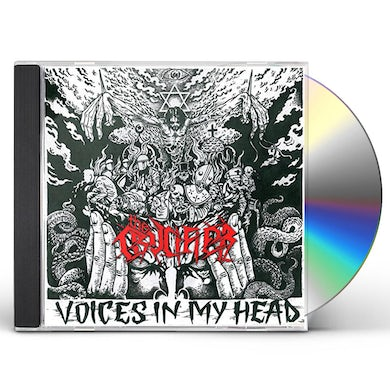 Crucifier VOICES IN MY HEAD CD
