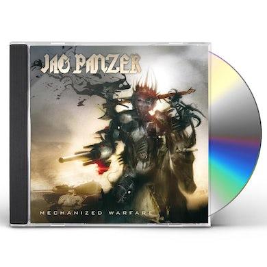 Jag Panzer MECHANIZED WARFARE CD
