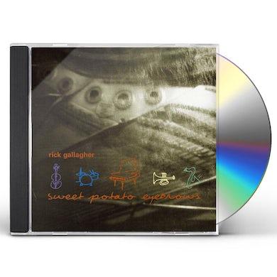 Rick Gallagher SWEET POTATO EYEBROWS CD