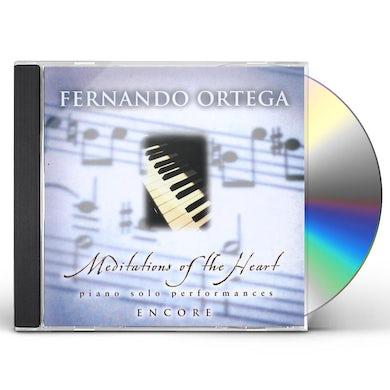 Fernando Ortega MEDITATIONS OF THE HEART-ENCORE CD