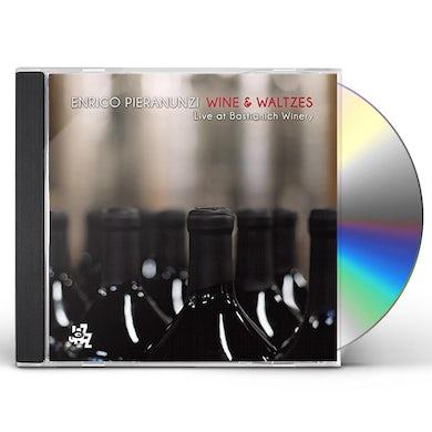 Enrico Pieranunzi WINE & WALTZES: LIVE AT BASTIANICH WINERY CD