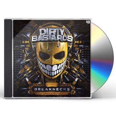 Dirty Bastards BREAKNECKS CD