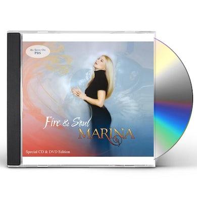 Marina FIRE & SOUL CD