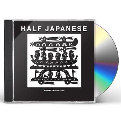 Half Japanese VOL 2: 1987-1989 CD