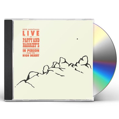 Nick Waterhouse Live At Pappy & Harriet's: In Person Fro CD