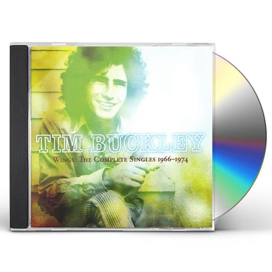 Tim Buckley WINGS: THE COMPLETE SINGLES 1966-1974 CD