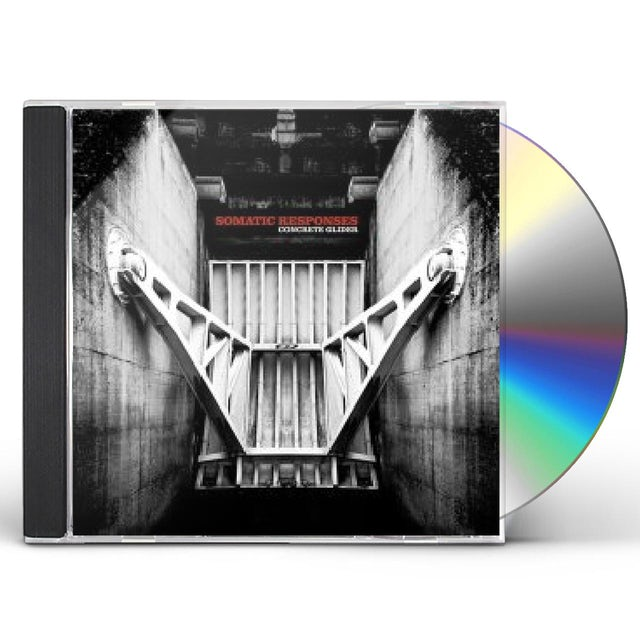 Somatic Responses CONCRETE GLIDER CD