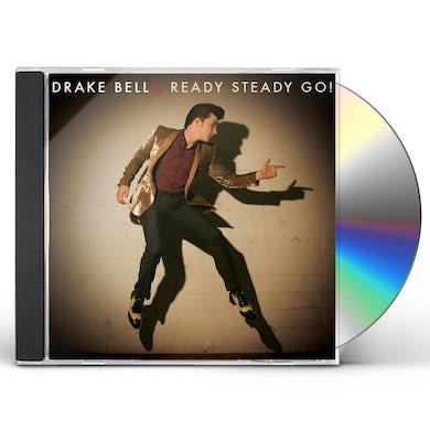 Drake Bell READY STEADY GO CD