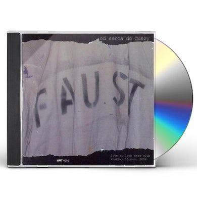 Faust OD SERCA DO DUSZY CD