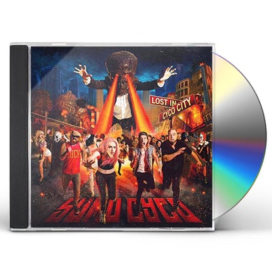 Sumo Cyco LOST IN CYCO CITY CD