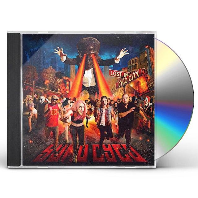 Sumo Cyco LOST IN CYCO CITY CD