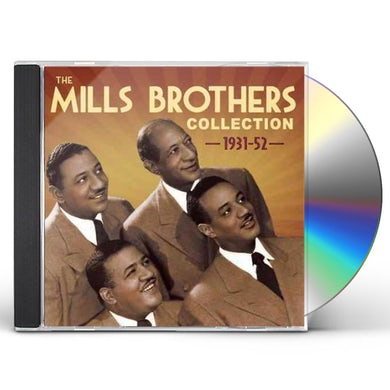Mills Brothers COLLECTION 1931-52 CD